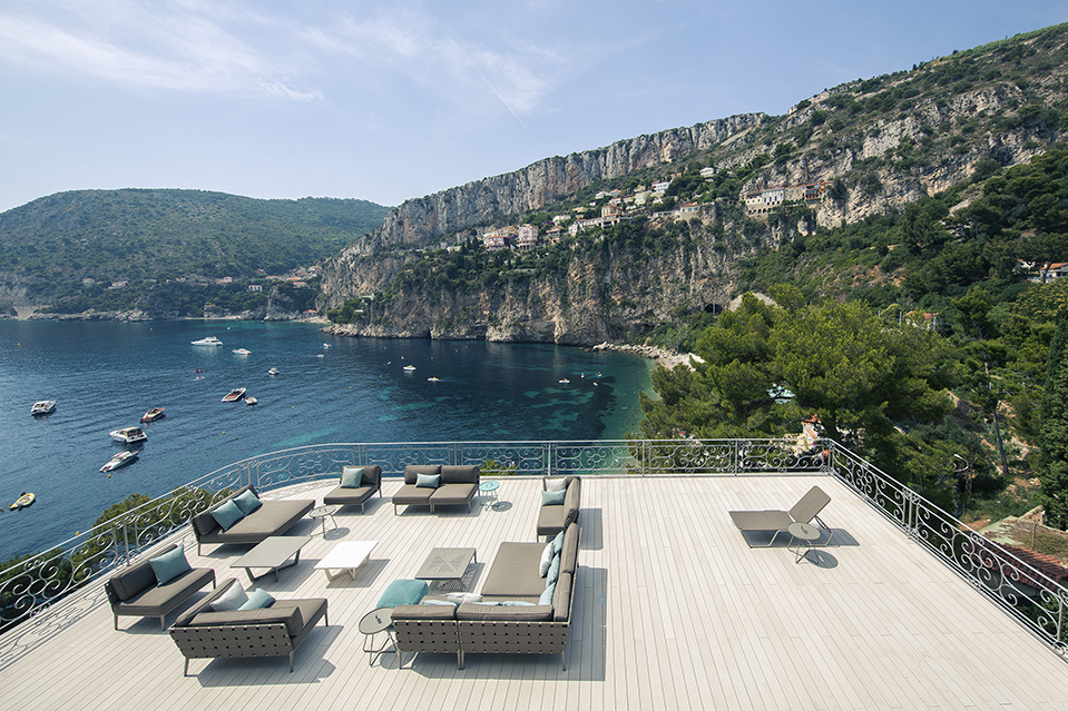 listing of the day modern glamour on the french riviera