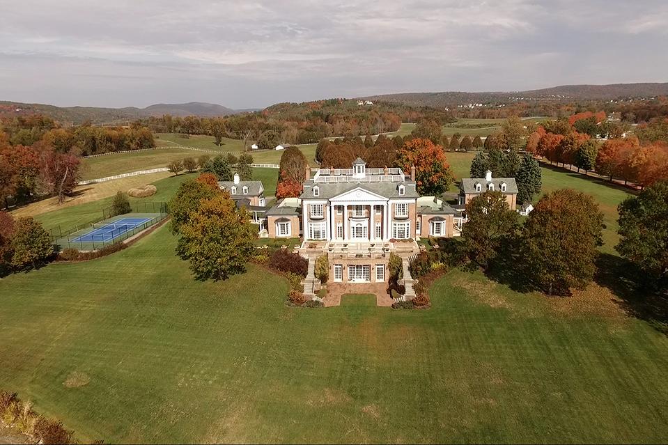 equestrian estate in new york asks 23 5 million mansion