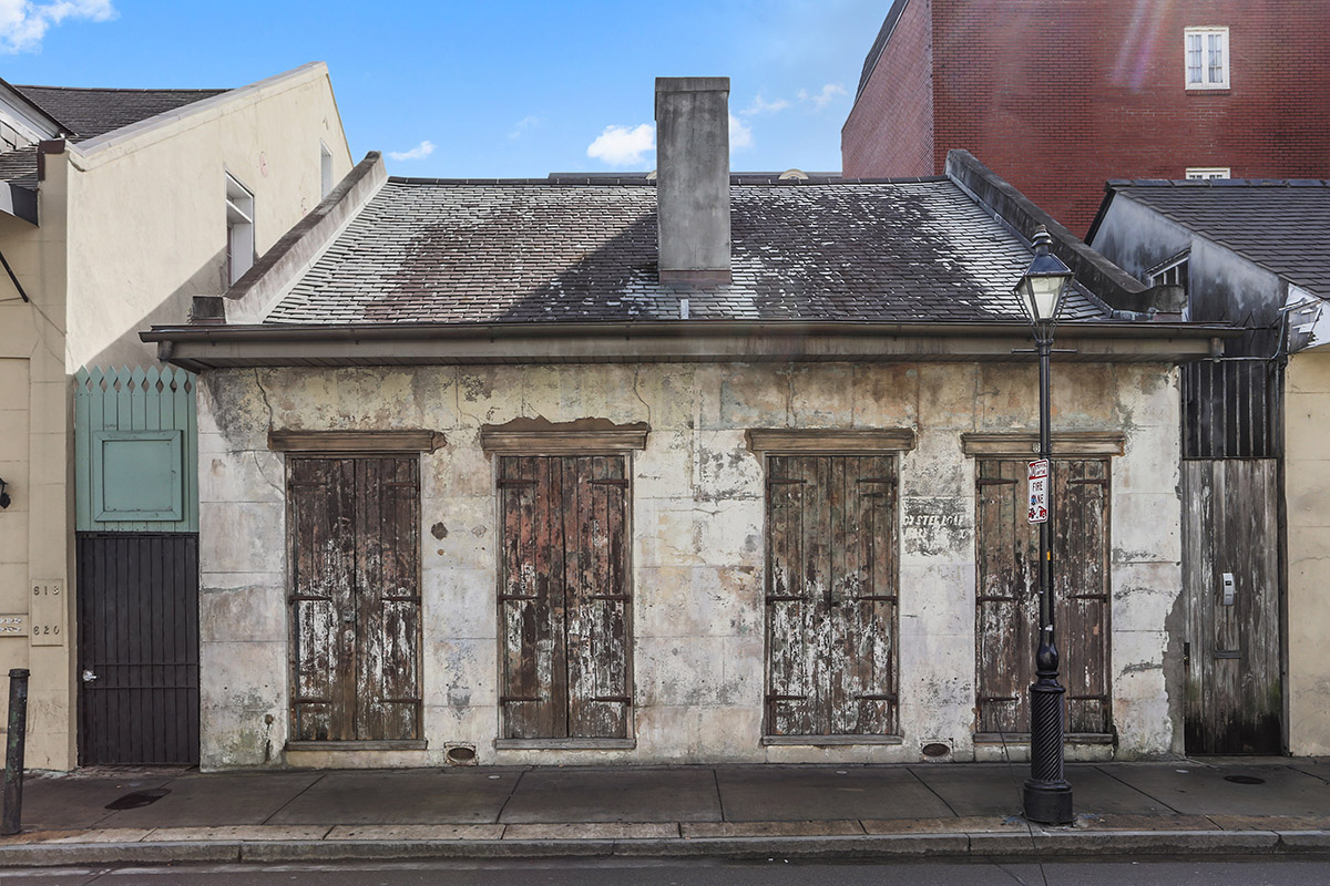 Listing of the day: Lenny Kravitz's former New Orleans hideaway