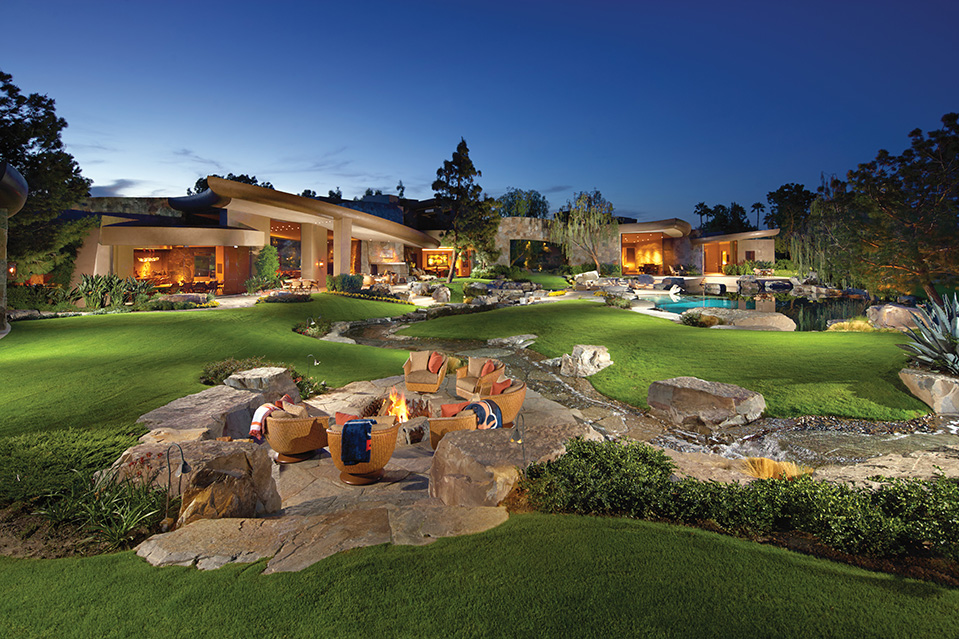 Listing of the day: A golfers' playground in the Coachella Valley