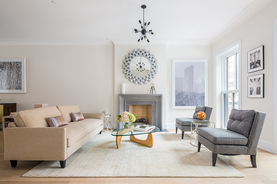 Listing of the day: A modern Manhattan townhouse with prewar roots