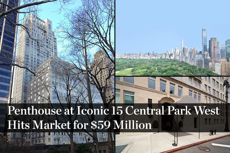Ex alliancebernstein exec makes 15m plus profit on 15 for Central park penthouses for sale
