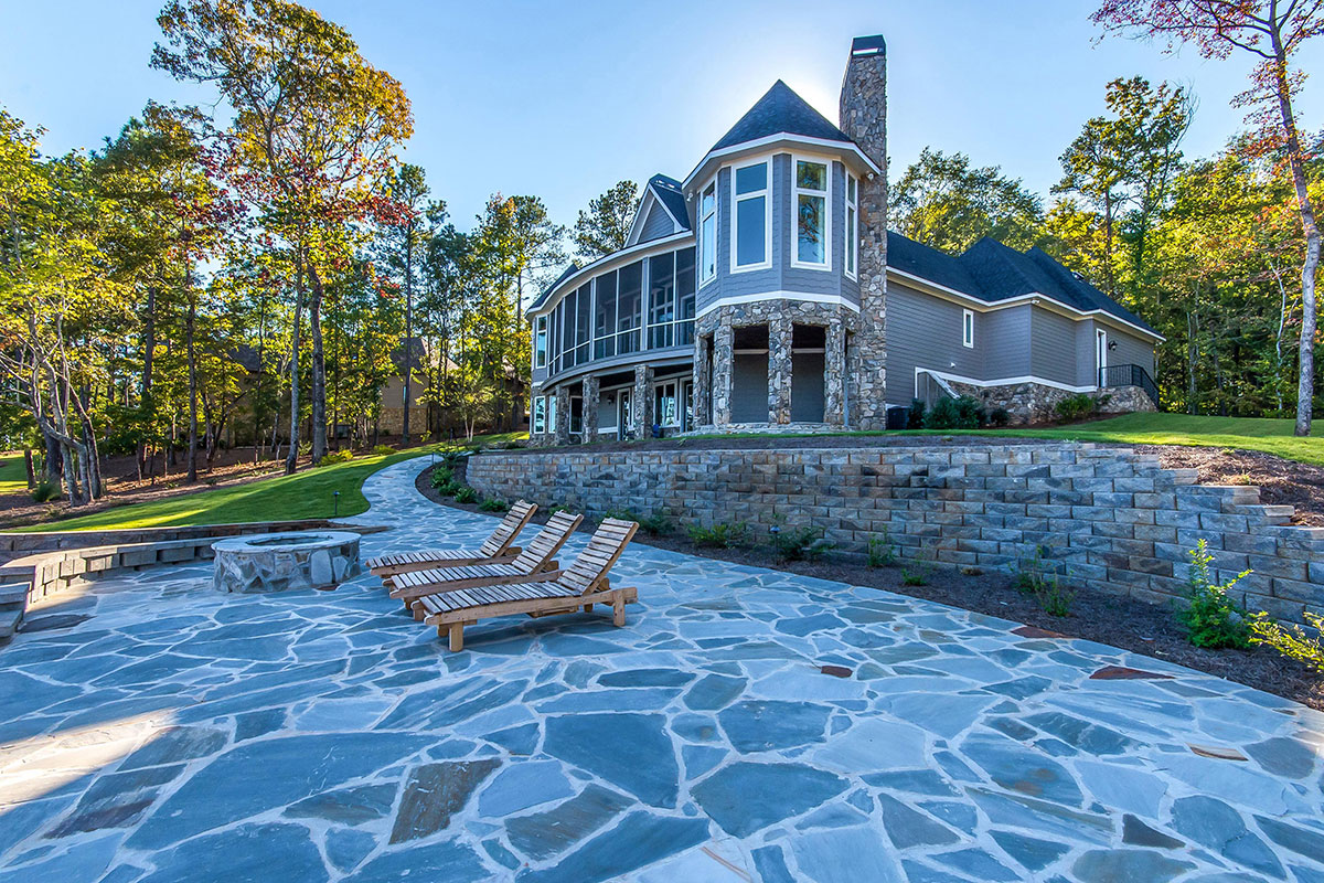 Meet your custom luxury dream home on the internet for Luxury lake house