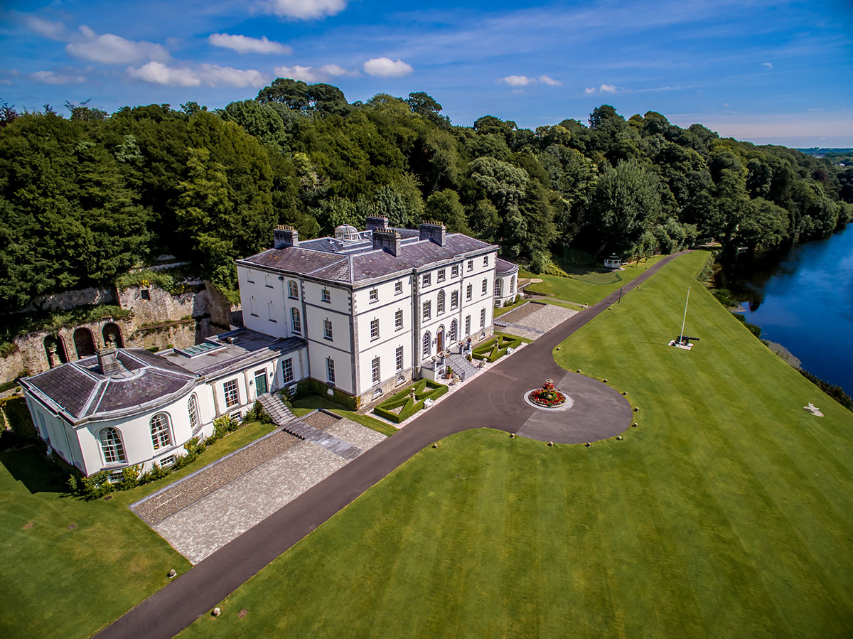A Look At Some Of Ireland U2019s Most Beautiful Estates And