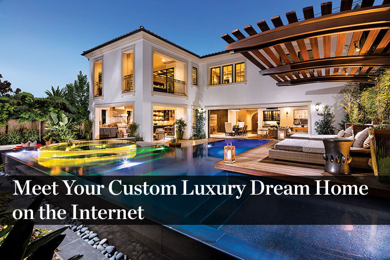 How to build a hack proof smart home mansion global Build your dream house app