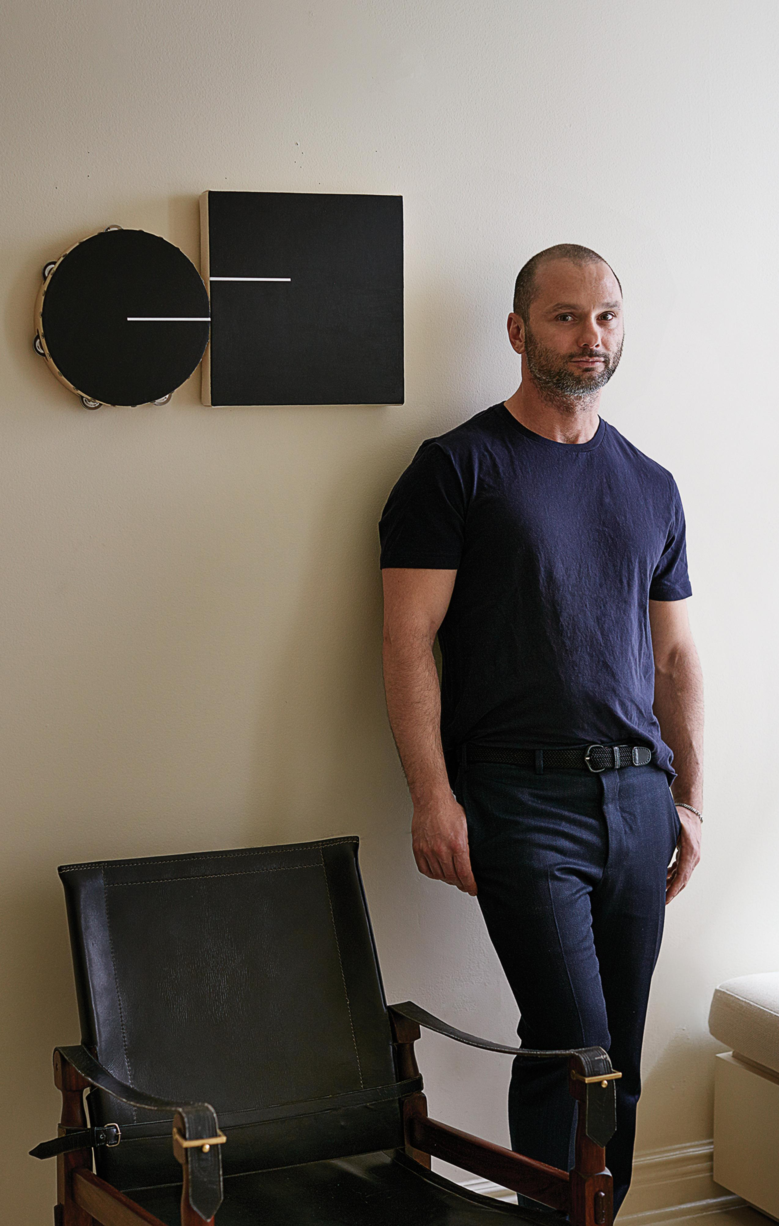 An Apartment Tour Of Designer Billy Cotton's Chelsea Pad