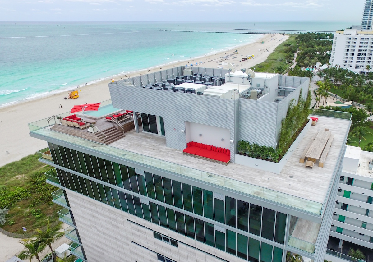 Agent spent about $15,000 on photography for this Miami Beach penthouse listing