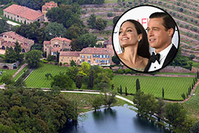 Angelina Jolie and Brad Pitt reportedly selling famed Chateau Miraval
