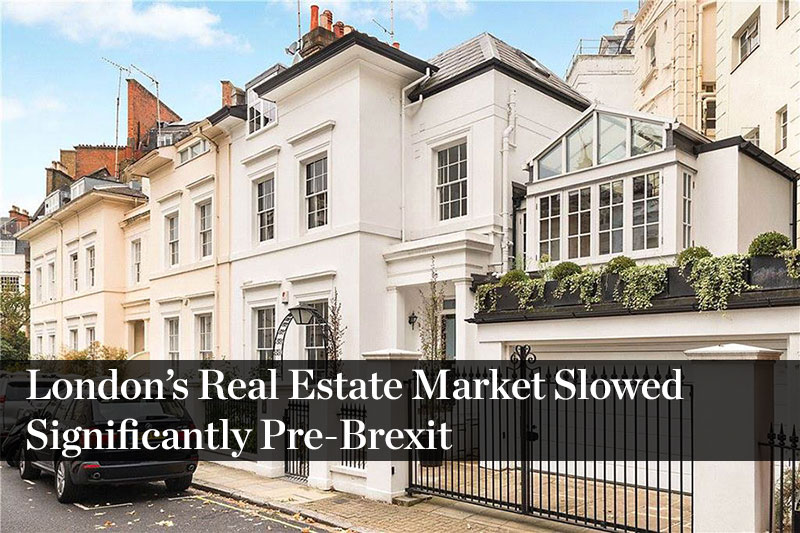 Prime London House Prices To Be Most Impacted By Brexit