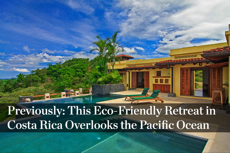 An Eco-Friendly Retreat in Costa Rica