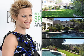 Reese Witherspoon might be looking to offload Pacific Palisades mansion for $20 Million