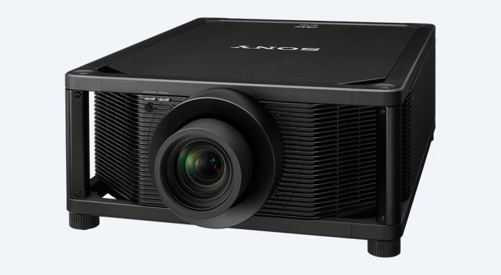The 4K SXRD Home Cinema Projector, Model VPL-VW5000ES