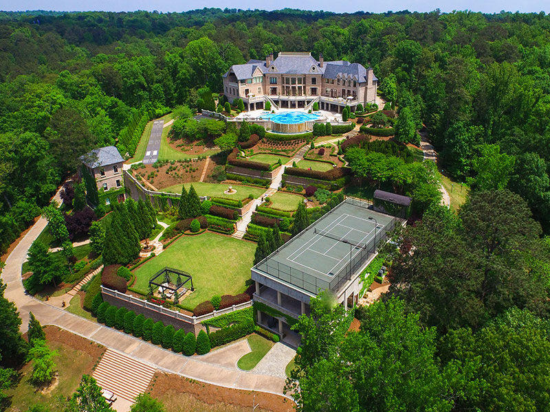 tyler perry breaks records with the sale of his atlanta
