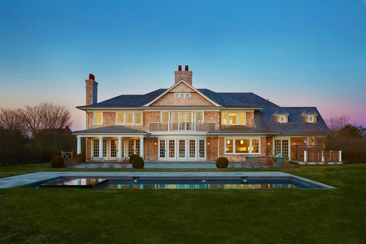 Luxury home sales in the hamptons drop by a fifth as for Luxury hamptons real estate