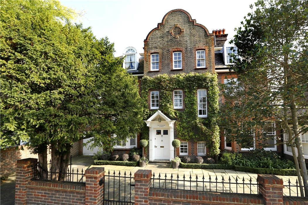 Five Homes To Buy In Wimbledon Mansion Global