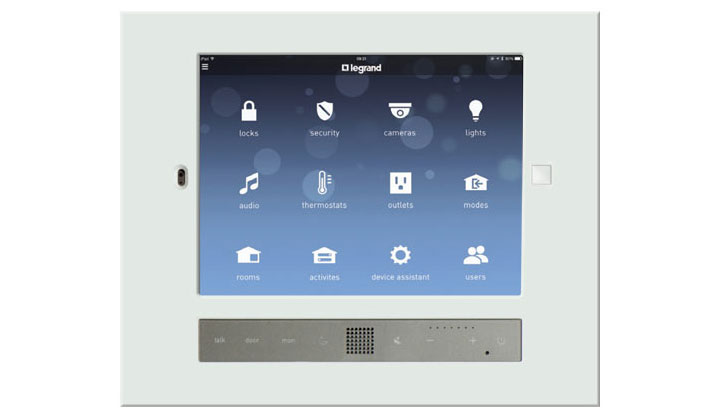 Intuity Home Automation Command Center