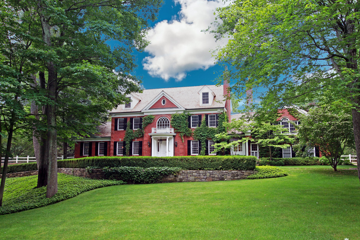 23 wyckham hill lane greenwich ct 06831 us luxury for Luxury homes for sale in greenwich ct