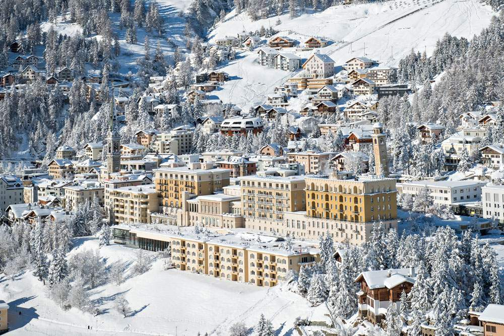 Photo: Gian GiovanoliSource\/Copyright: St. Moritz Tourism