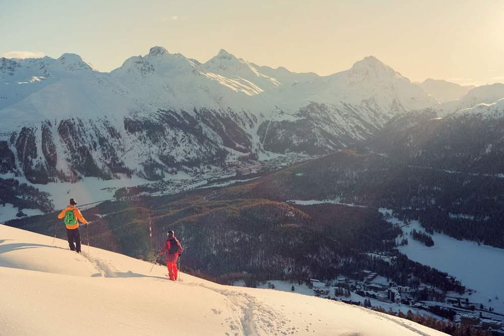 Photo: Filip ZuanSource\/Copyright: St. Moritz Tourism