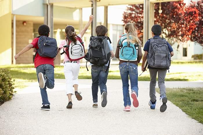 据《华尔街日报》报道,截至2015年11月,中国来美留学的中小学生比上一年增长了290%。(图片来源: Getty Images)