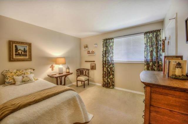 图为王楠雁购买的独栋屋卧室。(图片来源:赫景秀)