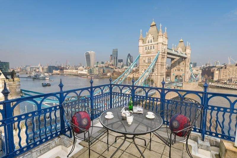 Browse London luxury real estate listings and read the latest property news
