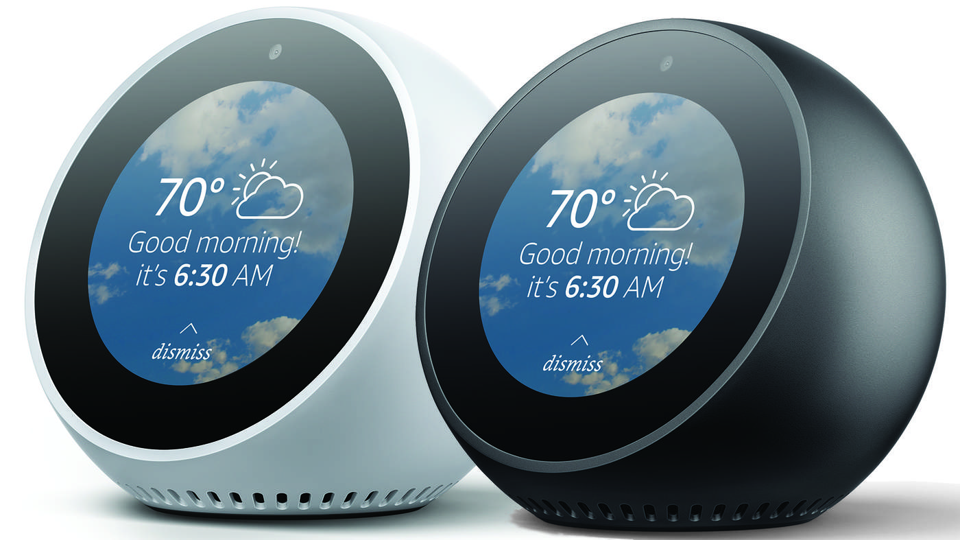 The Continued Onslaught of Smart SpeakersEcho Spot by Amazon