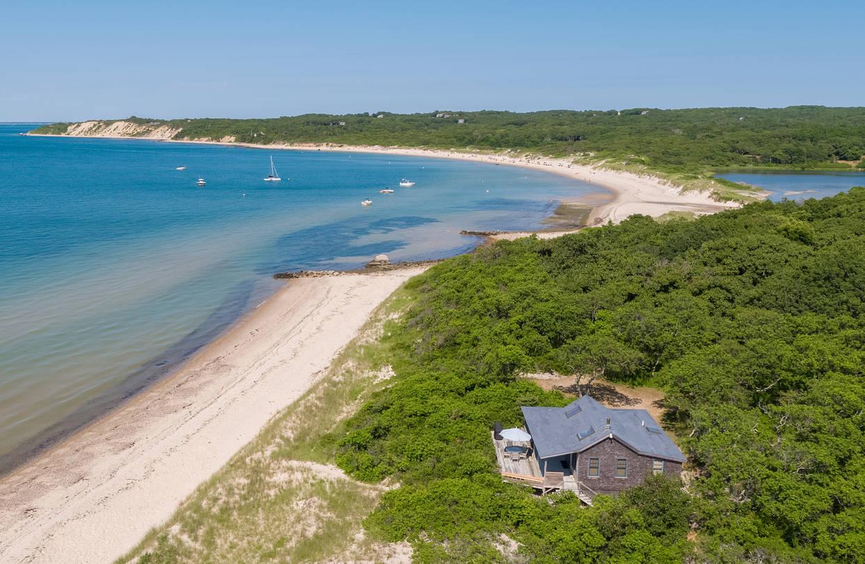 On the Market: Katharine Graham's Summer Estate for $39.5 Million
