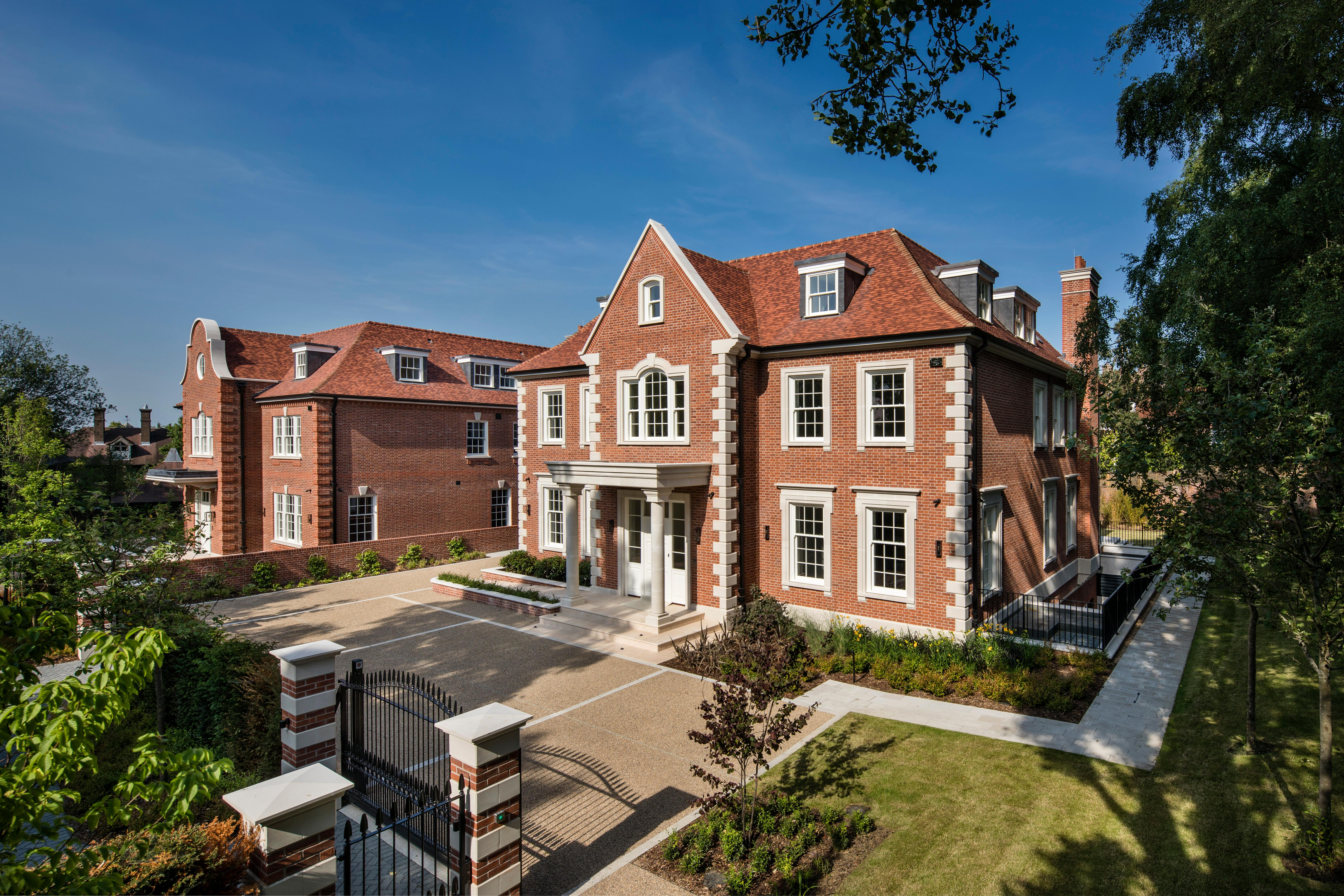 This eight-bedroom mansion is £22 million through Glentree
