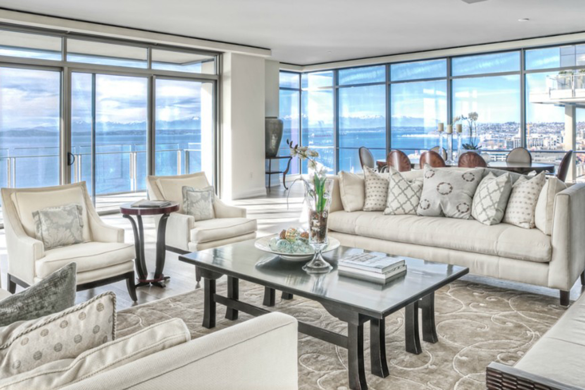 A Penthouse Fit For A Silicon Valley Titan In Downtown