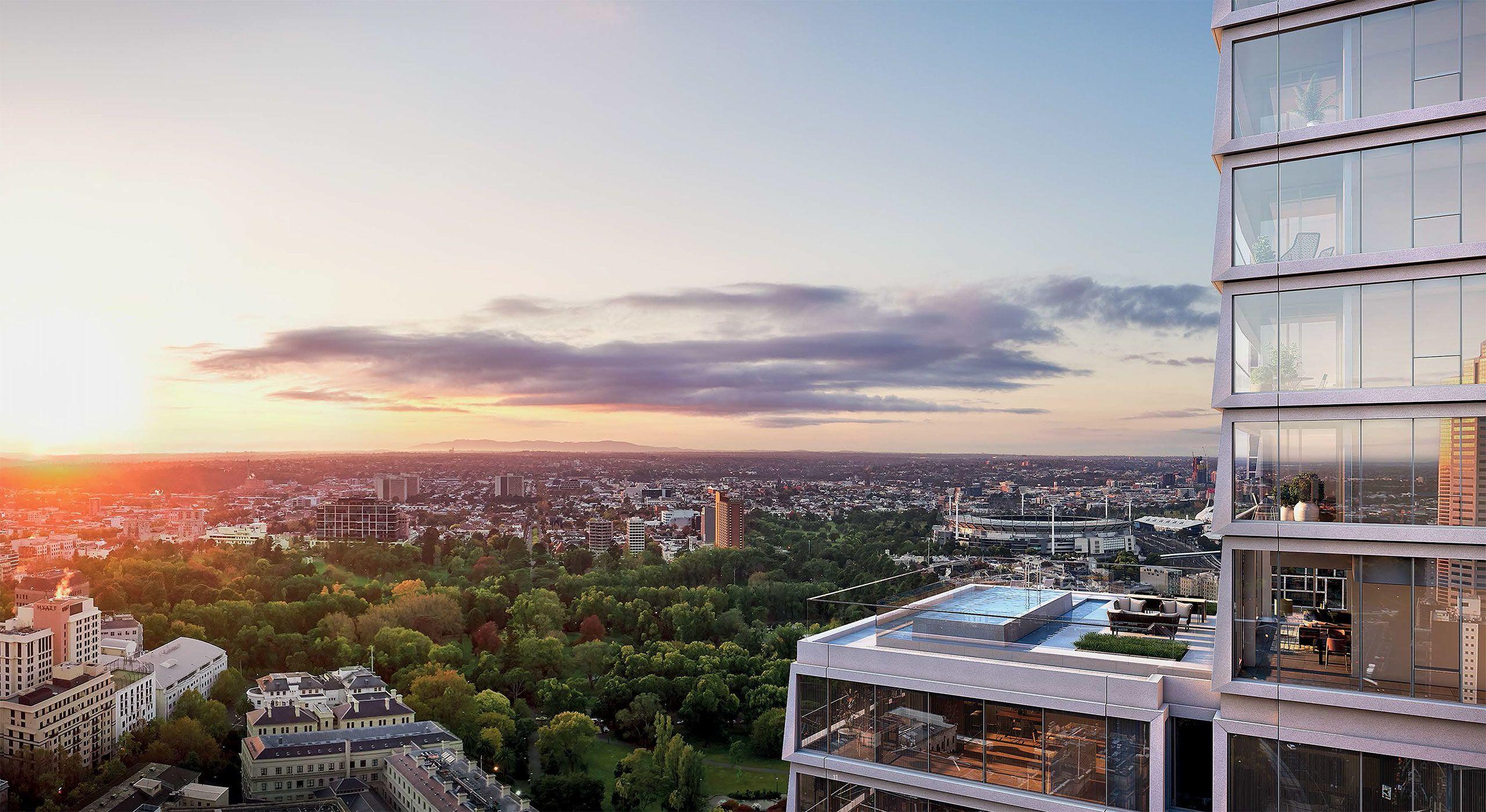 next generation design and amenities mark australia s latest luxury