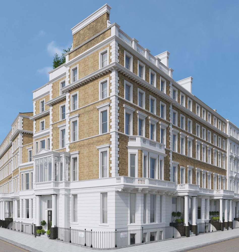 London Apartments: London's New Apartments Mix Old And New