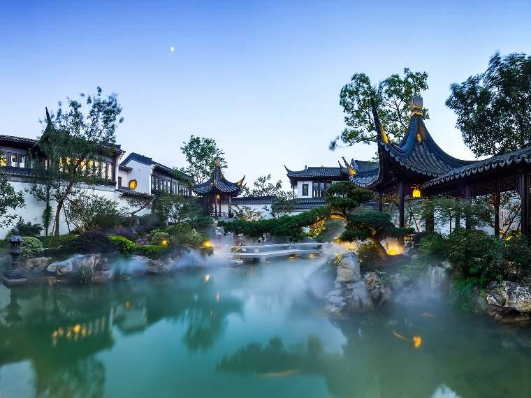 """""""苏州桃花源""""据信是迄今为止中国最贵的豪宅。(图片来源:BEIJING SOTHEBY'S INTERNATIONAL REALTY)"""