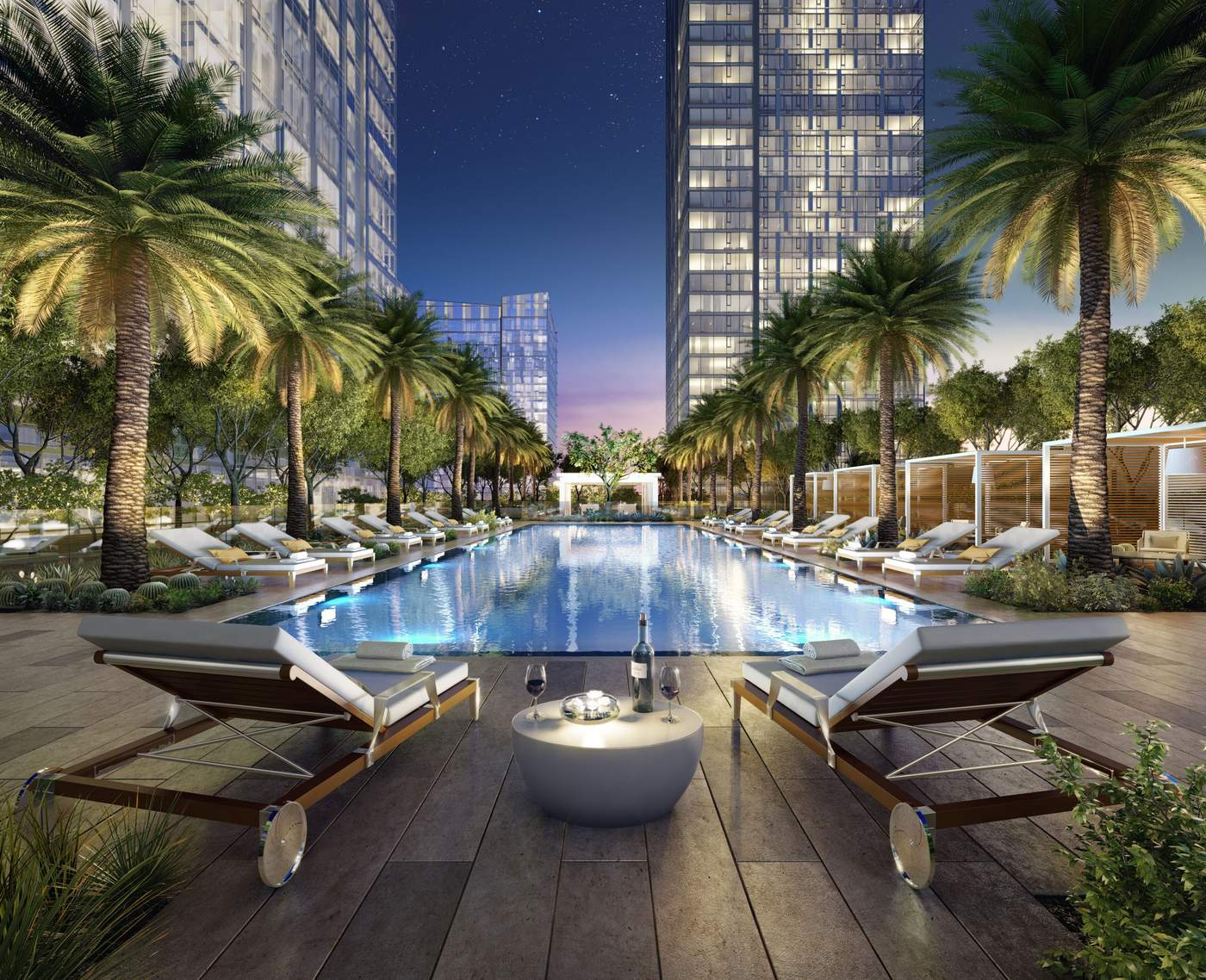 Hotel Penthouses In Los Angeles