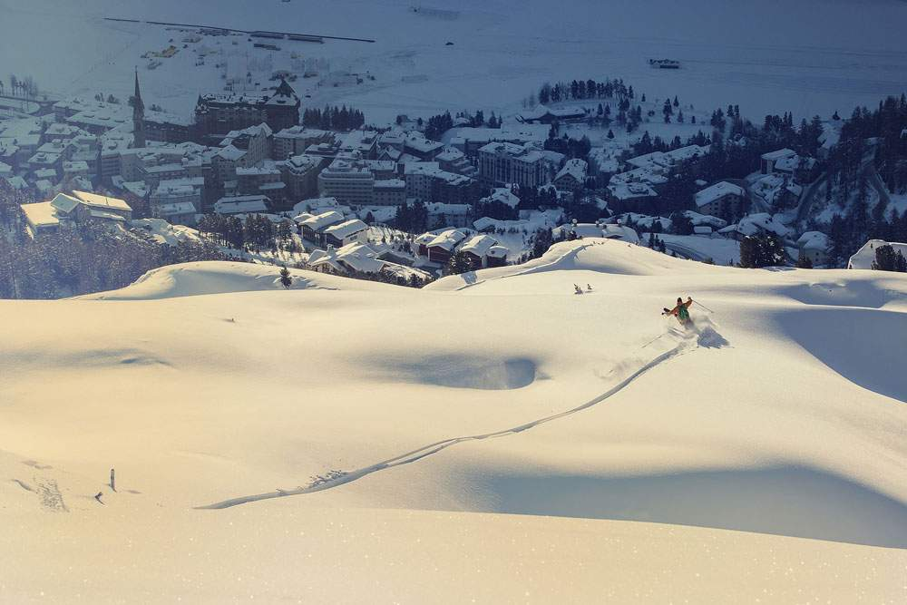 Photo: Filip ZuanSource\/Copyright: St. Moritz Tourism