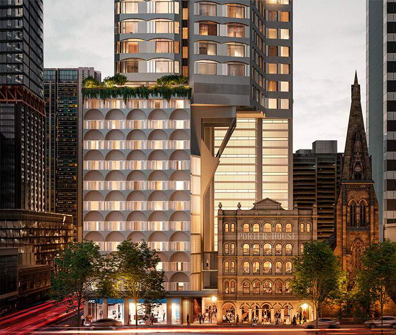 Convenience and views are the new amenities in sydney mansion global
