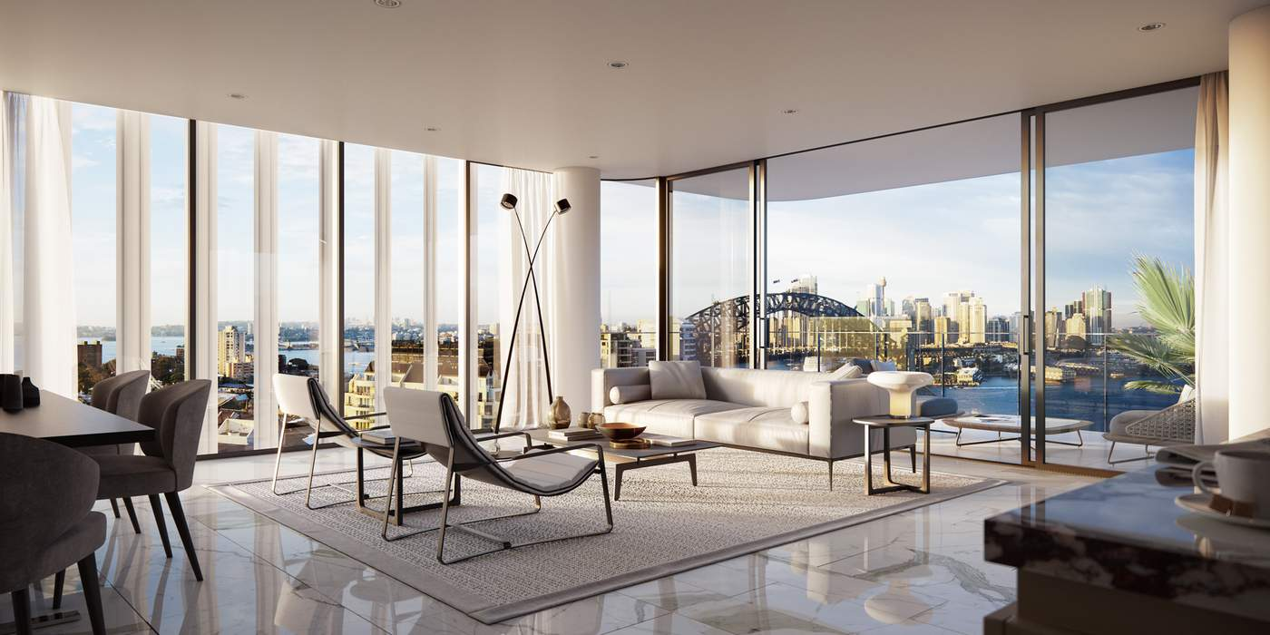 Convenience and views are the new amenities in sydney for Apartment design sydney