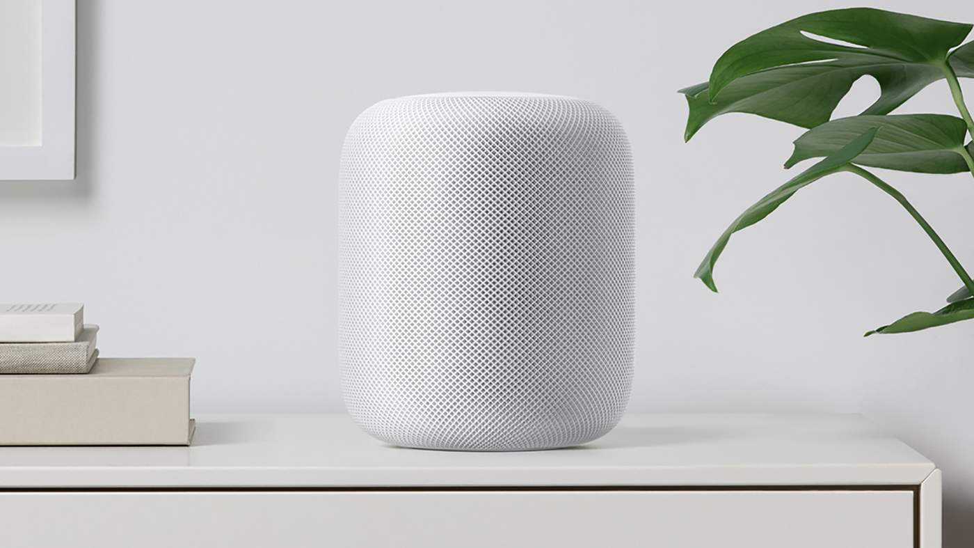 The Continued Onslaught of Smart SpeakersHomePod by Apple